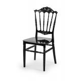 Hochzeitsstuhl CHIAVARI PRINCESS schwarz