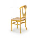 Hochzeitsstuhl CHIAVARI QUEEN golden
