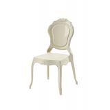 Der Stuhl für Braut und Bräutigam LUNA beige