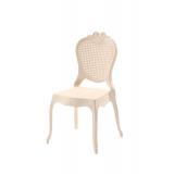 Der Stuhl für Braut und Bräutigam ZEUS creme