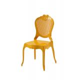 Der Stuhl für Braut und Bräutigam ZEUS golden