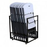 Servierwagen für Catering-Stühle 80279